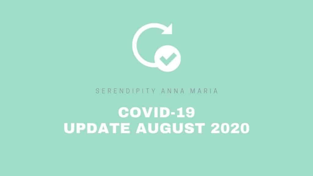 Update August 2020